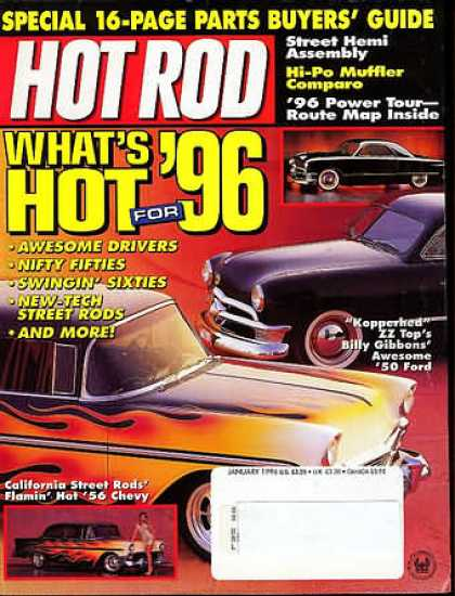 Hot Rod - January 1996