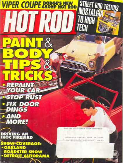 Hot Rod - June 1996