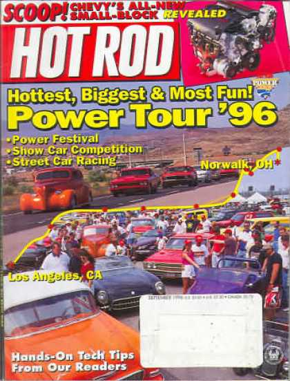 Hot Rod - September 1996