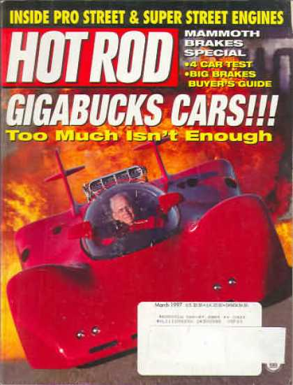 Hot Rod - March 1997