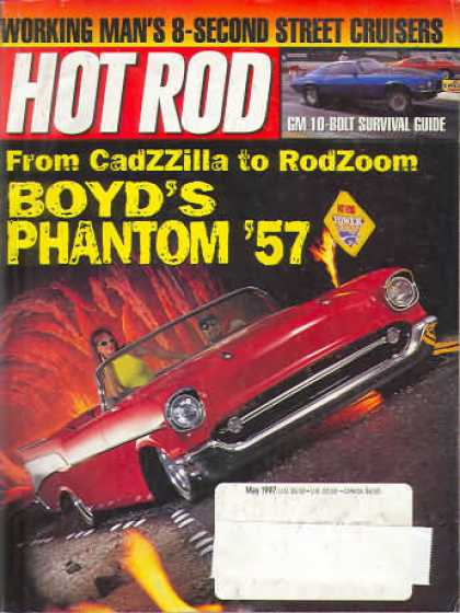 Hot Rod - May 1997