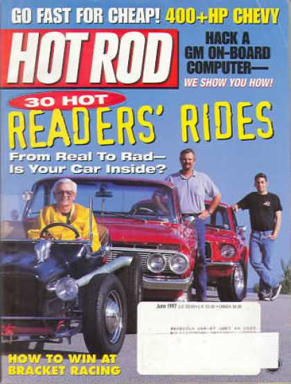 Hot Rod - June 1997
