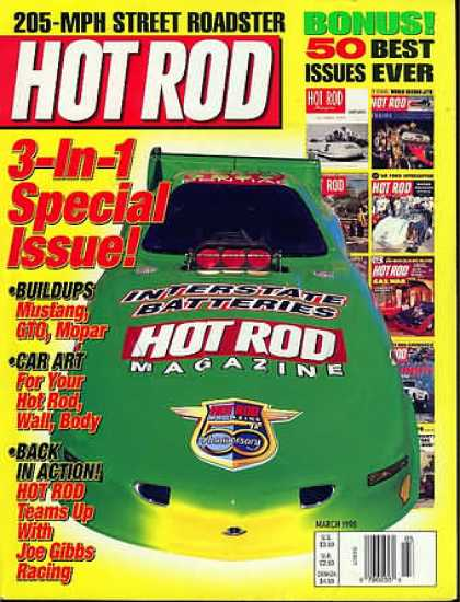 Hot Rod - March 1998