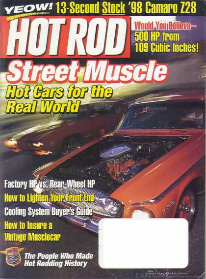 Hot Rod - May 1998
