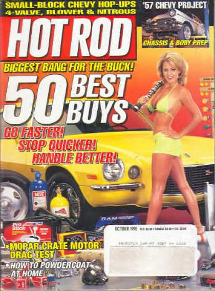 Hot Rod - October 1998
