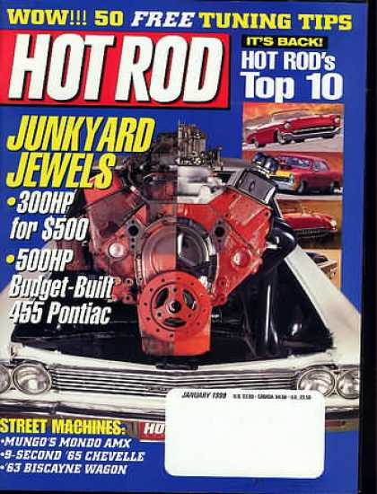 Hot Rod - January 1999