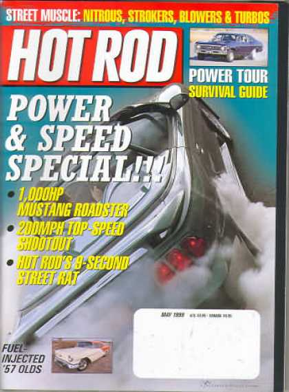 Hot Rod - May 1999