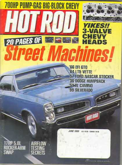 Hot Rod - June 1999