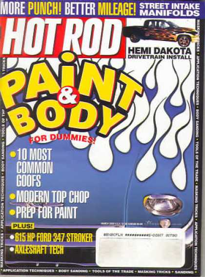 Hot Rod - March 2000