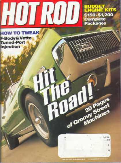 Hot Rod - June 2000
