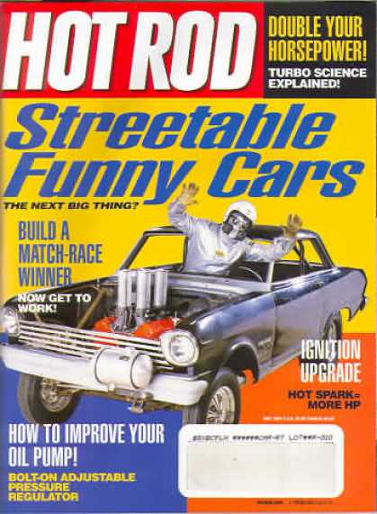 Hot Rod - May 2001