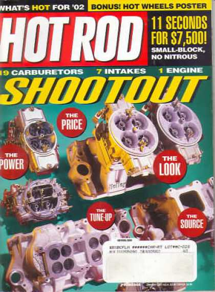 Hot Rod - January 2002