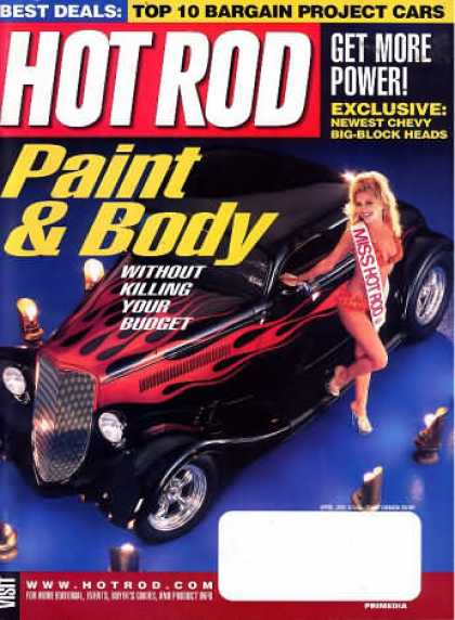 Hot Rod - April 2002