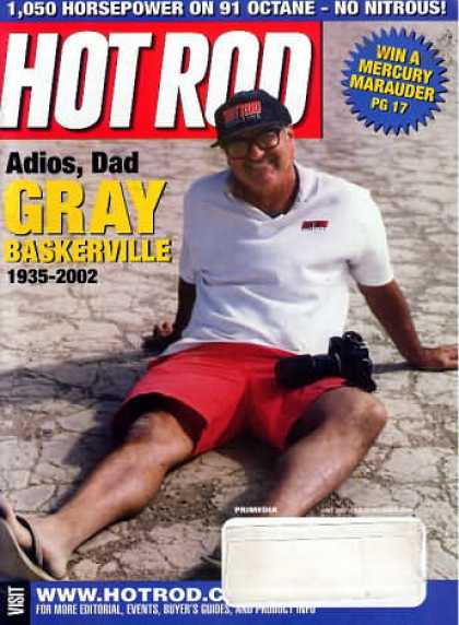 Hot Rod - June 2002