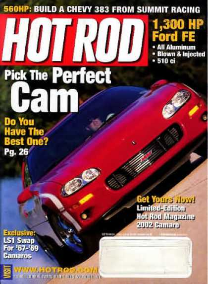 Hot Rod - September 2002