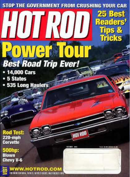 Hot Rod - October 2002