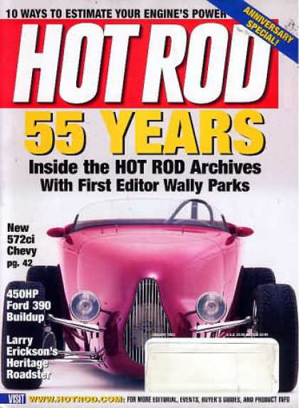 Hot Rod - January 2003