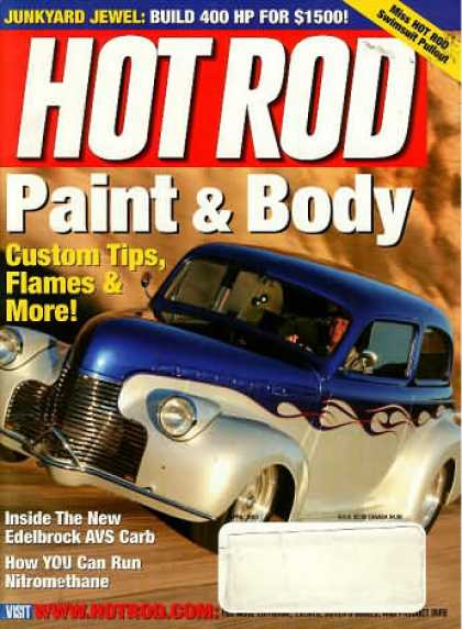 Hot Rod - April 2003