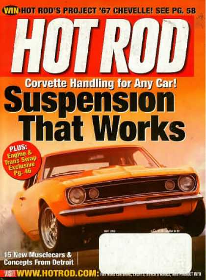 Hot Rod - May 2003