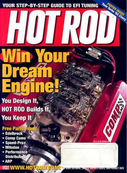 Hot Rod - June 2003