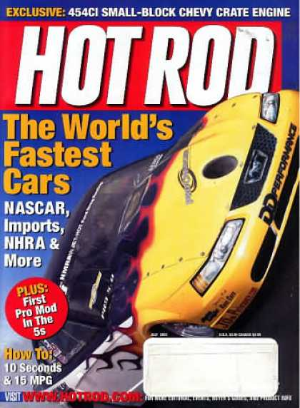 Hot Rod - July 2003