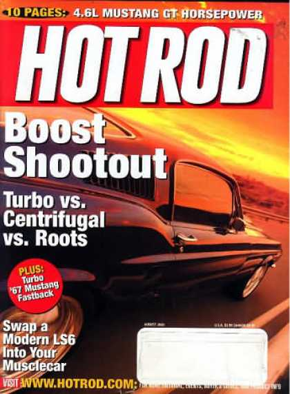 Hot Rod - August 2003
