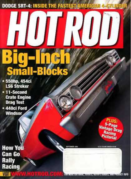 Hot Rod - September 2003