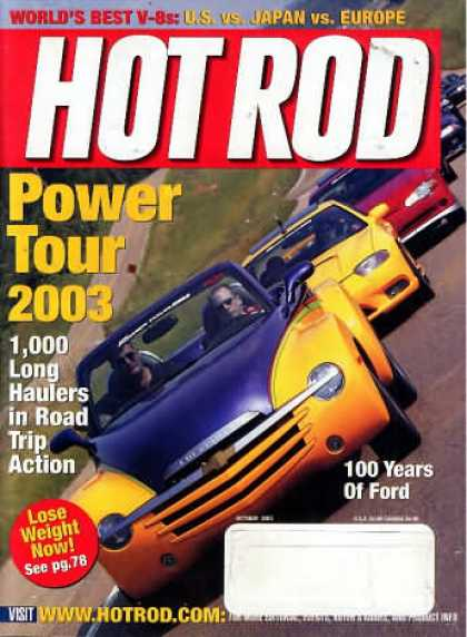 Hot Rod - October 2003