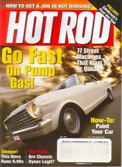 Hot Rod - May 2004