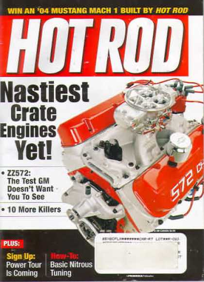 Hot Rod - June 2004