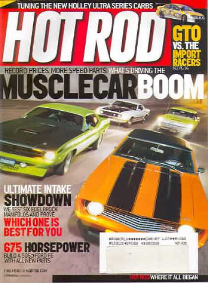 Hot Rod - July 2004