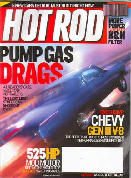 Hot Rod - August 2004
