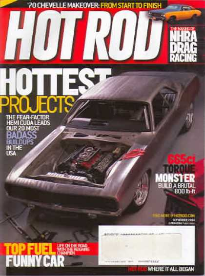Hot Rod - September 2004