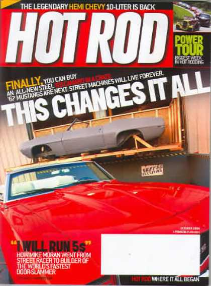 Hot Rod - October 2004