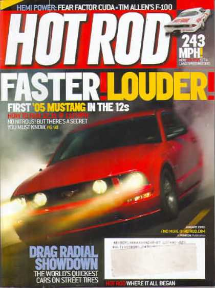 Hot Rod - January 2005