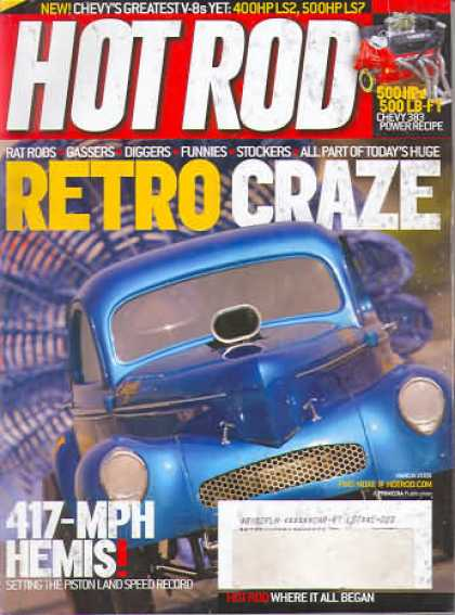 Hot Rod - March 2005