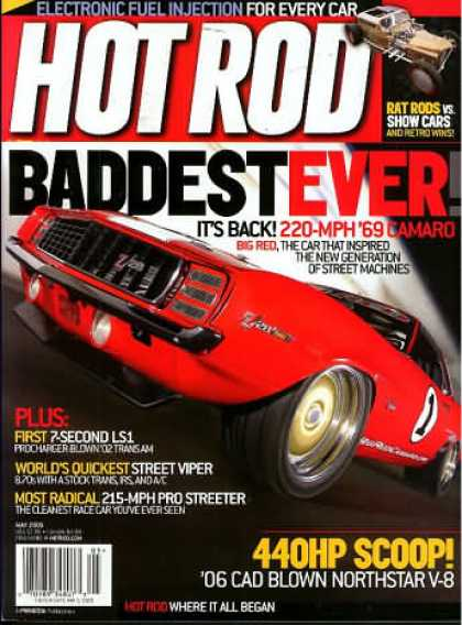 Hot Rod - May 2005