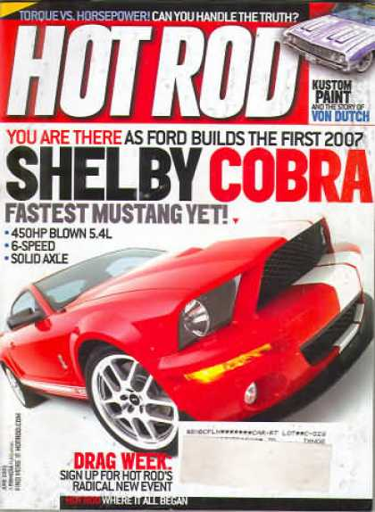 Hot Rod - June 2005