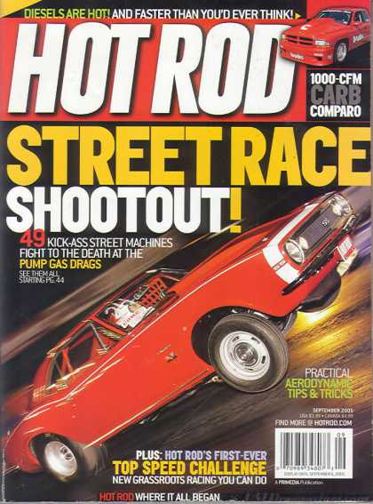 Hot Rod - September 2005