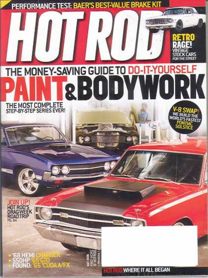 Hot Rod - May 2006