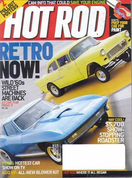 Hot Rod - June 2006