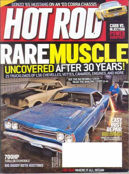 Hot Rod - August 2006