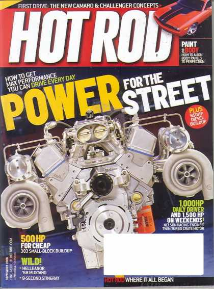 Hot Rod - September 2006