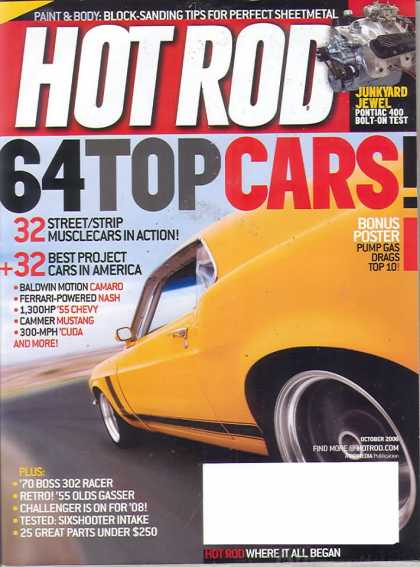 Hot Rod - October 2006
