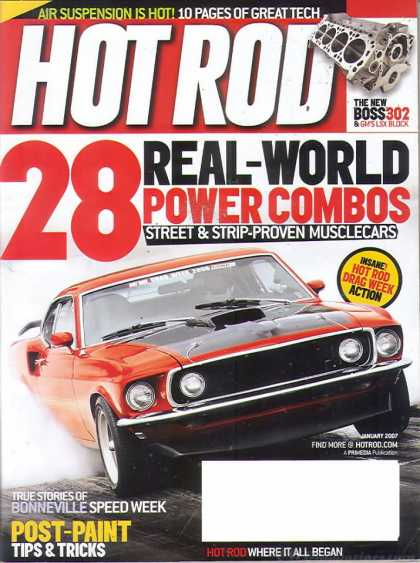Hot Rod - January 2007