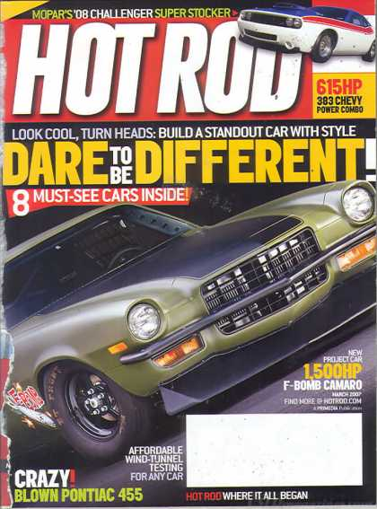Hot Rod - March 2007