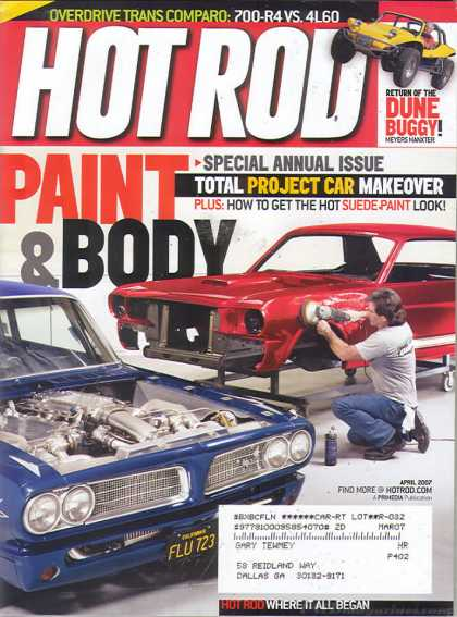 Hot Rod - April 2007