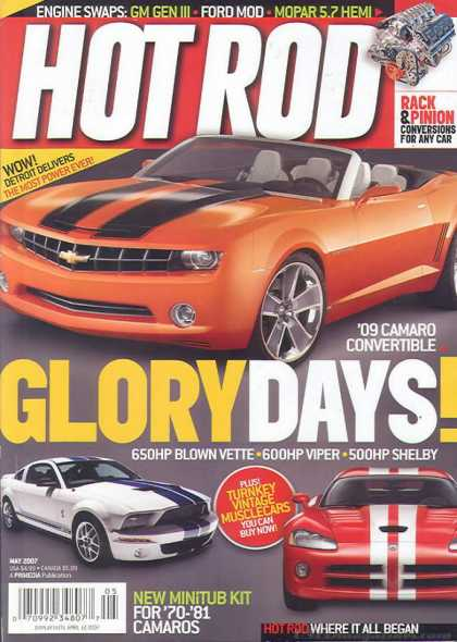 Hot Rod - May 2007