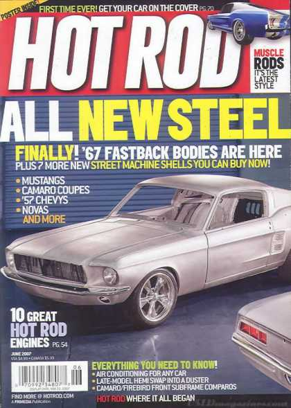 Hot Rod - June 2007