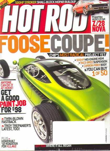 Hot Rod - July 2007